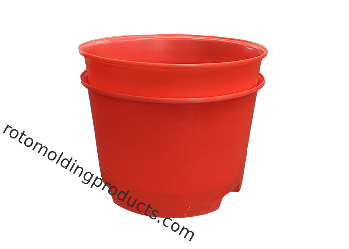 Cylindrical Plastic Combo Bins Poly Box Truck For Food Harvesting And Pharmaceutical